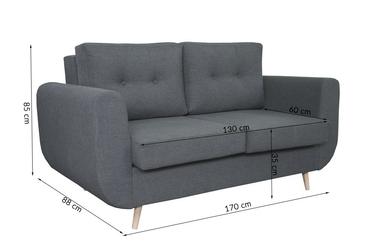 Sofa alpo 2 skandynawska