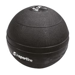 Piłka slam ball 5 kg - insportline - 5 kg