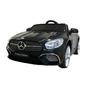 Mercedes sl400 czarny samochód na akumulator + pilot