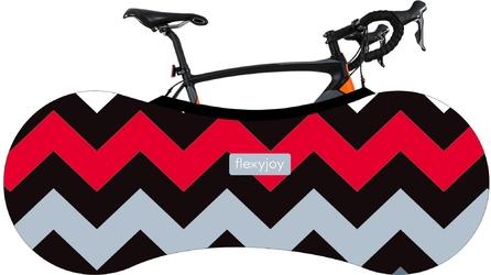 Elastyczny, uniwersalny pokrowiec rowerowy flexyjoy fjb775