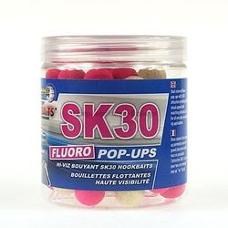 Kulki proteinowe sk30 fluo pop up 20mm 80g starbait