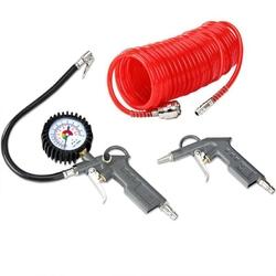 Zestaw pistoletów do kompresora olejowego