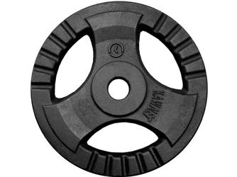 Obciążenie żeliwne kierownica 20 kg otwór 28,5 cm