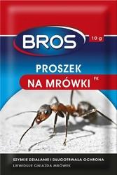 Bros, proszek na mrówki, 10g