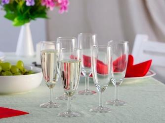Kieliszki do szampana royal leerdam ballon 150 ml, zestaw 6 szt.