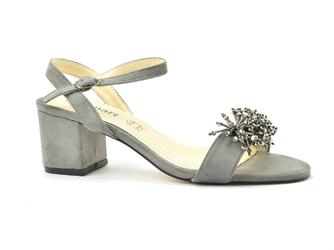 Sandały monnari but0430-019 szary