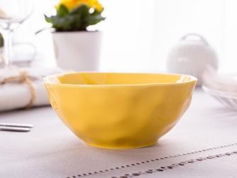 Salaterka  miseczka porcelanowa wytłaczana altom design sunny 15 cm  500 ml