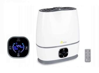 Overmax aeri 6.0 nawilżacz powietrza ciepła para