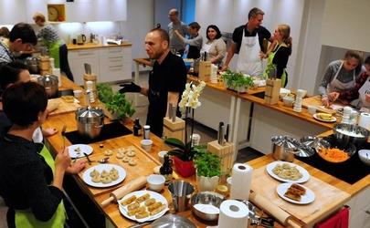 Warsztaty kulinarne dla dwojga - wrocław