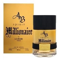 Lomani ab spirit millionaire perfumy męskie - woda toaletowa 100ml