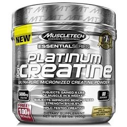MUSCLE TECH Platinum Creatine - 400g