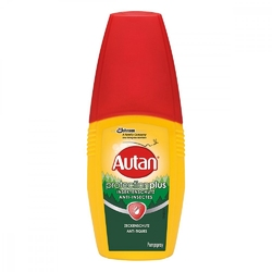 Autan protect plus spray