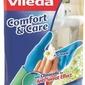 Vileda, comfort  care, uniwersalne rękawice domowe nasączone kremem,  rozmiar l