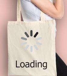 Loading torba na zakupy naturalna universal