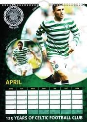 Celtic glasgow - kalendarz 2013