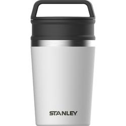 Kubek termiczny z wygodnym uchwytem Stanley Adventure 0,23 Litra, biały 10-02887-029