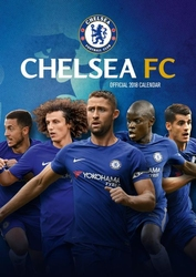 Chelsea - kalendarz 2018