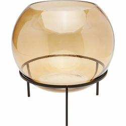 Kare Design :: Wazon Oracle Brązowa - brązowy || czarny