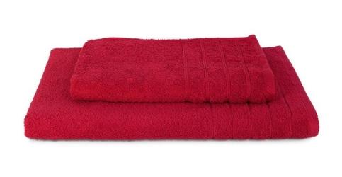 Ręcznik elegant czerwony andropol 70 x 140