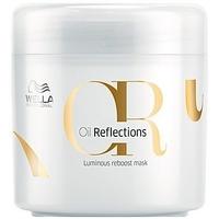 Wella reflections oil maska regenerująca z ekstraktem z zielonej herbaty 150ml