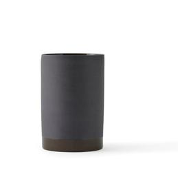 Wazon Cylindrical S węgiel