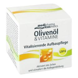 Olivenöl  vitamine odbudowujący  krem na dzień