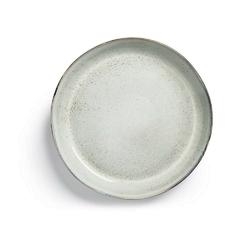 Sagaform - nature - talerz do serwowania, biały
