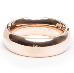 Pierścień erekcyjny imitujący obrączkę ślubną fifty shades freed | 100 dyskrecji | bezpieczne zakupy