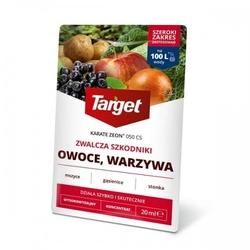 Karate zeon 050 cs – zwalcza szkodniki roślin – 20 ml target