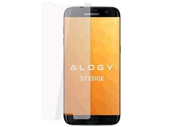 Szkło hartowane Alogy na ekran do Samsung Galaxy S7 Edge