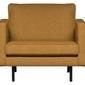 Be pure :: fotel rodeo fudge musztardowy szer. 105 cm