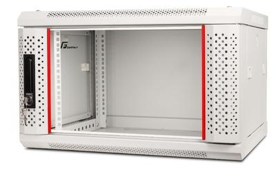 Szafa rack getfort 19 cali 6u 600x600 wisząca szara - szybka dostawa lub możliwość odbioru w 39 miastach