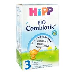 Hipp 3 bio combiotik mleko dla niemowląt