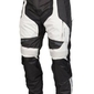 Rebelhorn puna-np spodnie tekstylne czarno-szare