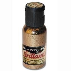 Brokat Brillantini 20 g - miedziany jasny - MIĘJAS