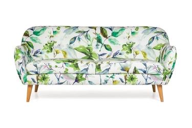 Sofa denver actona flower motyw kwiatowy