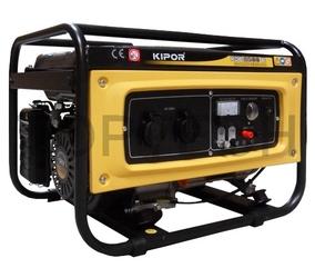 Agregat prądotwórczy kipor kge2500e 2.2kva - szybka dostawa lub możliwość odbioru w 39 miastach