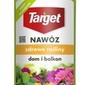 Płynny nawóz do roślin domowych i balkonowych – zdrowe rośliny – 1 l target