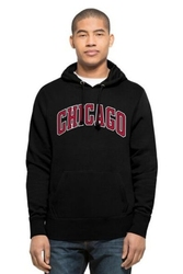 Bluza z kapturem 47 Brand NBA Chicago Bulls - 307251