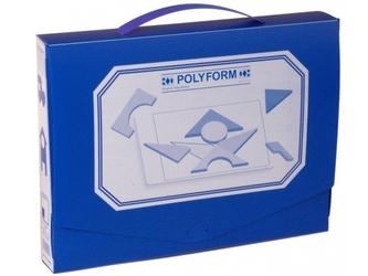 Kształty układanka magnetyczna polyform