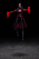 Kapitan ameryka - wojna bohaterów - scarlet witch - plakat wymiar do wyboru: 40x50 cm