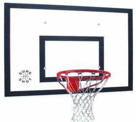 Tablica do koszykówki Sure Shot 160 + Obręcz 261 Euro Standard