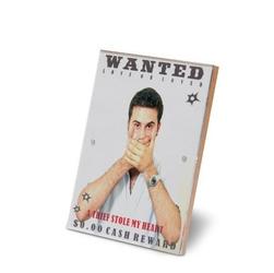 Ramka na zdjęcie - wanted