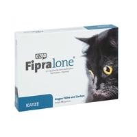 Fipralone 50 mg lösung zur, zum auftropf.f.katzen veterinär
