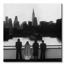 Skyline - obraz na płótnie