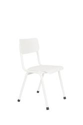 Zuiver :: krzesło back to school białe