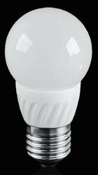 Żarówka led - 12 - smd2835 - e27 - 4w - biała ciepła - globe le