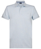 Męska koszulka polo profuomo jasnoniebieska s