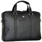 Skórzana torba damska na laptopa 13,3 daag shaker 41 czarna