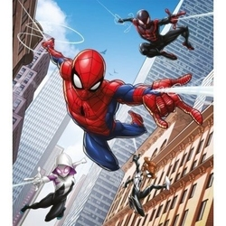 Fototapeta spider-man 180x202cm spiderman